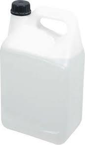 Plastdunk 3 Liter (UN-Godkänd) med 40mm kapsyl