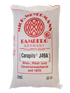 Carapils® (Weyermann®), whole, 5 kg