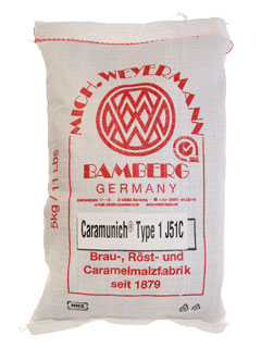 Caramunich® 1 (Weyermann®), whole, 5 kg