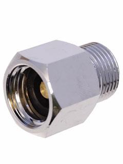 Trapetz-adapter (typ 2) för regulator till 425 g kolsyrepatron