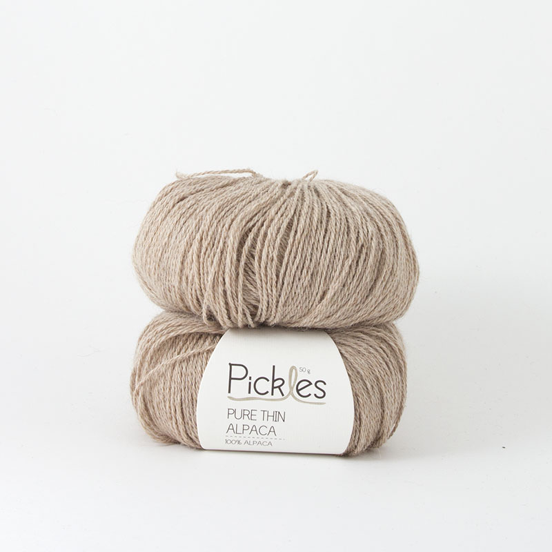 Pickles Pure Thin Alpaca