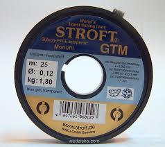 Stroft GTM 0,12 1x25