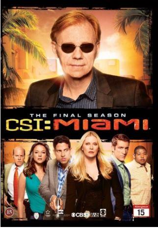CSI: Miami The final season 10