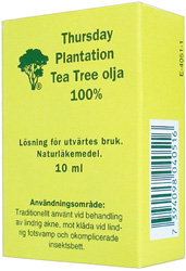 Масло чайного дерева (Tea Tree olja) 100%
