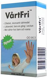 Без бородавок (VårtFri)