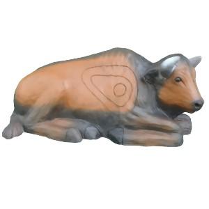 Bison liggande (Bison Bison)
