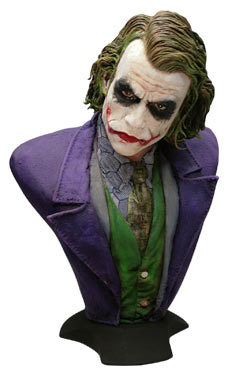 The Joker Lifesize Bust