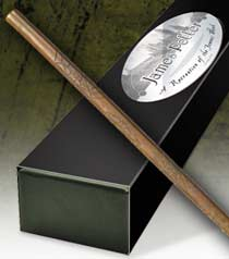 The wand of James Potter