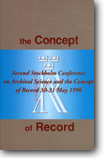 The Concept of Record