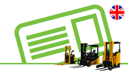 31 augusti - 1 septemer | Forklift course A + B | Daytime