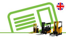 16-17 october | Forklift course A + B | Daytime