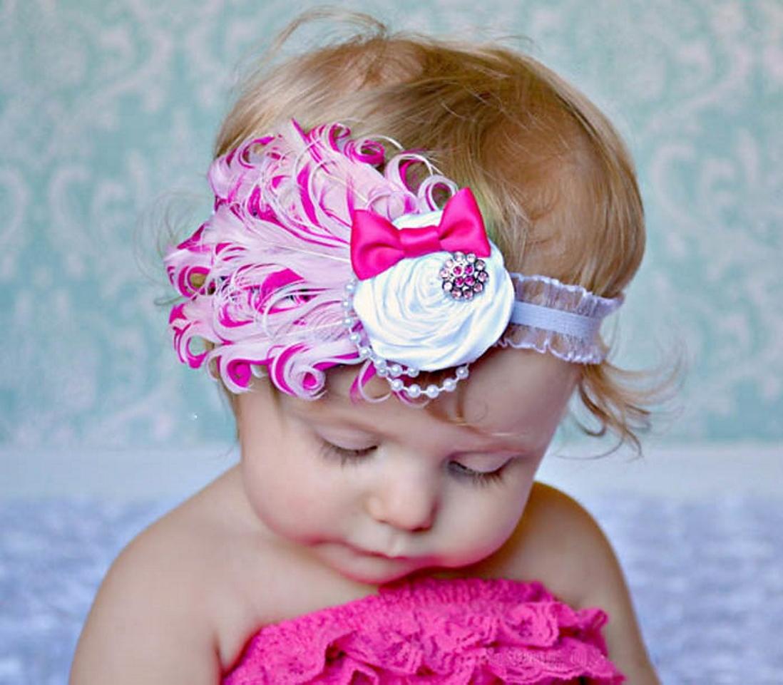 Повязку на голову для детей своими руками