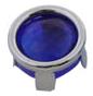 Blue Dot lens, Plst