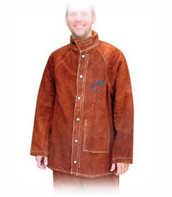 Welding jacket leather, size XL