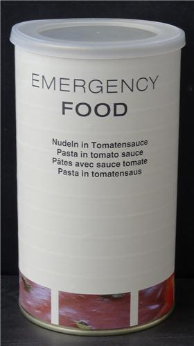 Spagetti i tomatsås