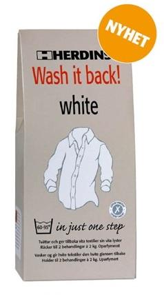 Wash it White