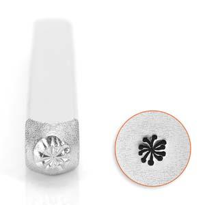 Motivstans dandelion 3mm