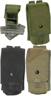 Blackhawk Strike STRIKE Double G36/Triple M16 Mag Pouch Black
