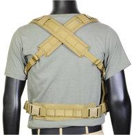 Blackhawk S.T.R.I.K.E.® Enhanced Commando Recon Harness Coyote