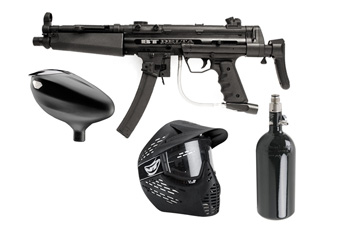 STARTPAKET PAINTBALL