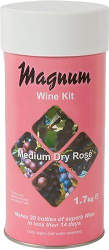 Magnum Rose - Vinsats (14 dagar)