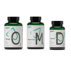 Puori paket, M3 - O3 - D3, (F.D PurePharma)
