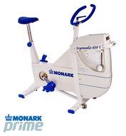 Testcykel Monark Ergomedic 839E Medical (med handenhet)