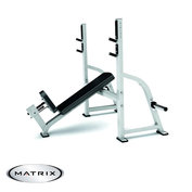 Matrix Olympic Incline Bench G1-FW164
