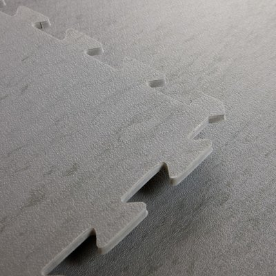 Aerobicsgolv, grå/marmor
