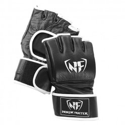 Nordic Fighter MMA Fight Gloves, svart