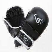 Nordic Fighter MMA/Shooto Träningshandskar Pro, svart