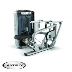 Matrix Diverging seated row. G7-S34