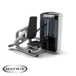 Matrix Seated triceps press. G7-S42