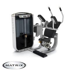 Matrix Abdominal crunch. G7-S51