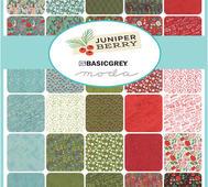 "Juniper Berry Charm Pack 5"""