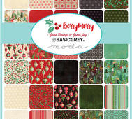 """Berry Merry Charm Pack 5"""""""