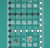 Linjal Creative Grids 12½ x 6½ Inch