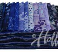"Hoffman Poppy Blue Hawaiian 2½"""