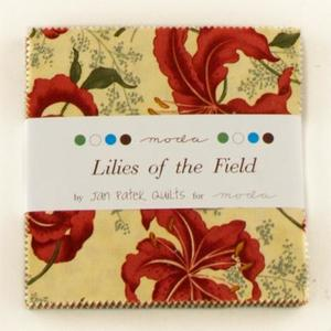 Moda Lilies Of The Field Candy Pack