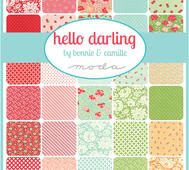 """Moda Hello Darling Candy Pack 2½"""""""