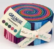 "Grunge Jelly Roll 2½"""