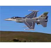 FMS F-16C Fighting Falcon V2 70mm Fläkt PNP