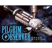 NASA Pilgrim Observer Space Station