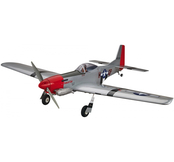 Great Planes Mustang P-51 Sportfighter .46/EP ARF 132cm spv.