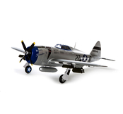 E-Flite P-47 Razorback 1.2m BNF Basic with AS3X and SAFE Select