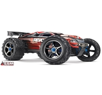 Traxxas E-Revo Brushless 4WD RTR TQi TSM utan Batt/Laddare