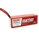 Dynamite Reaction HD Li-Po Batteri 4S 14,8V 5000mAh 50C HV EC5-Kontakt