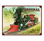 The General Locomotiv 1/25