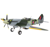 E-Flite Spitfire Mk XIV 1.2m BNF Basic with AS3X and SAFE Select