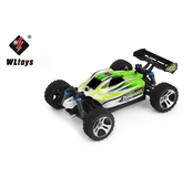 WLToys Brave Pro 1:18 4WD High Speed Buggy RTR 70km/h - DEMO